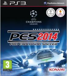 Konami PES 2014 Pro Evolution Soccer (PS3)