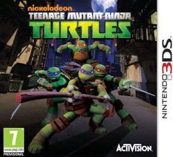 Activision Nickelodeon Teenage Mutant Ninja Turtles (3DS)