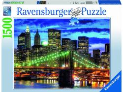 Ravensburger New York fényei 1500 db-os (16272)