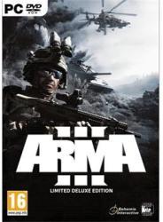 Bohemia Interactive ARMA III [Limited Deluxe Edition] (PC)