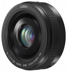 Panasonic H-H020A II 20mm f/1.7