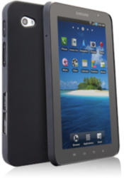 Case-Mate Barely There for Galaxy Tab - Black Glossy (CM013052)