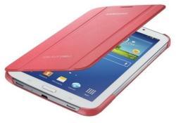Samsung Book Cover for Galaxy Tab 3 7.0 - Pink (EF-BT210BPEGWW)