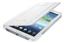 Samsung Book Cover for Galaxy Tab 3 7.0 - White (EF-BT210BWEGWW)