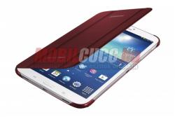 Samsung Book Cover for Galaxy Tab 3 8.0 - Red (EF-BT310BREGWW)