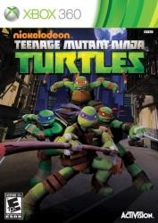 Activision Teenage Mutant Ninja Turtles (2013) (Xbox 360)
