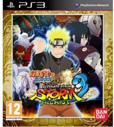 Namco Bandai Naruto Shippuden Ultimate Ninja Storm 3 Full Burst (PS3)