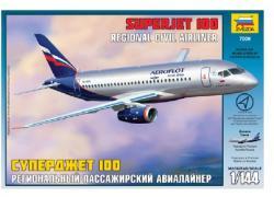 Zvezda Sukhoi Superjet 100 1/144 7009