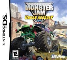 Activision Monster Jam: Urban Assault (Nintendo DS)