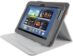 Trust Folio for Galaxy Tab 2 10.1 - Grey (19177)
