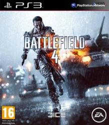 Electronic Arts Battlefield 4 [Limited Edition] (PS3)