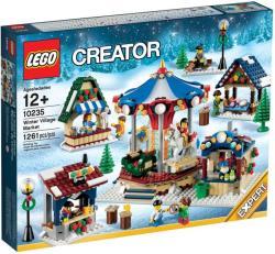 LEGO Creator - Téli falusi piactér (10235)