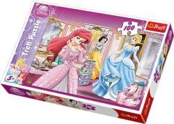 Trefl Disney Hercegnők gardróbja 100 db-os (16186)