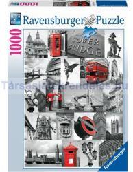 Ravensburger Londoni benyomás 1000 db-os (19144)