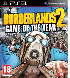 2K Games Borderlands 2 [Game of the Year Edition] (PS3)