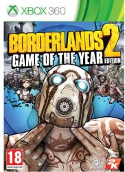 2K Games Borderlands 2 [Game of the Year Edition] (Xbox 360)