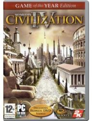2K Games Civilization IV [Game of the Year Edition] (PC)