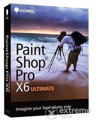 Corel PaintShop Pro X6 Ultimate Mini-Box PSPX6ULIEMBEU