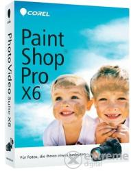 Corel PaintShop Pro X6 Mini-Box PSPX6IEMBEU