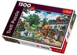 Trefl Vidéki idill 1500 db-os (26121)