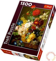 Trefl Jan Frans van Dael: Csendélet virágokkal 1500 db-os (26120)