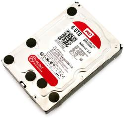"Western Digital Red 3.5"" 4TB 5400rpm 64MB SATA3 WD40EFRX"