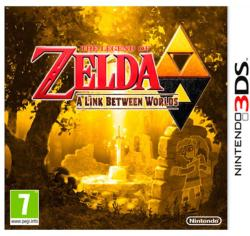 Nintendo The Legend of Zelda A Link Between Worlds (3DS)