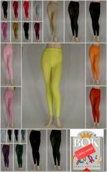 BOK Női lábfej nélküli harisnyanadrág V. méret