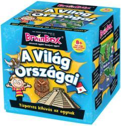 The Green Board Game BrainBox A világ országai