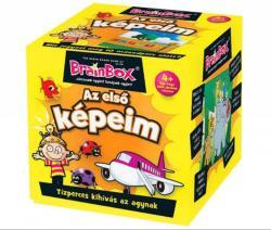 The Green Board Game BrainBox - Az első képeim