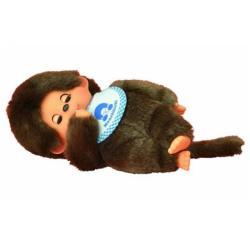 Sekiguchi Monchhichi Pislogós fiú baba - 20cm
