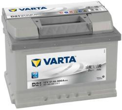 VARTA Silver Dynamic 61 Ah D21