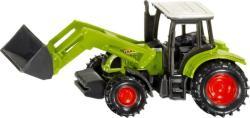 Siku Claas Ares traktor homlokrakodóval (1335)