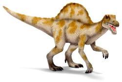 Schleich Kis Spinosaurus