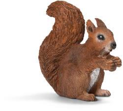 Schleich Táplálkozó mókus