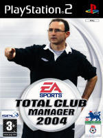 Electronic Arts Total Club Manager 2004 (PS2)