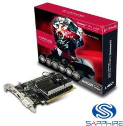 SAPPHIRE Radeon R7 240 Boost 2GB GDDR3 128bit PCIe (11216-00-20G)