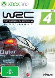 Bigben Interactive WRC 4 FIA World Rally Championship (Xbox 360)