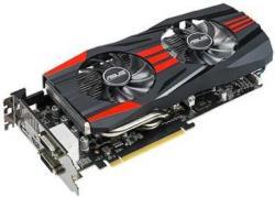 ASUS Radeon R9 270X DirectCU II TOP 2GB GDDR5 256bit PCIe (R9270X-DC2T-2GD5)