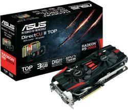 ASUS Radeon R9 280X DirectCU II 3GB GDDR5 384bit PCIe (R9280X-DC2T-3GD5)