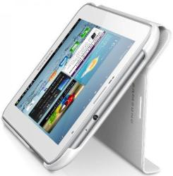 Samsung Book Cover for Galaxy Tab 2 7.0 - White (EFC-1G5SWECSTD)