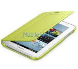Samsung Book Cover for Galaxy Tab 2 7.0 - Green (EFC-1G5SMECSTD)