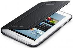 Samsung Book Cover for Galaxy Tab 2 7.0 - Black (EFC-1G5SGECSTD)
