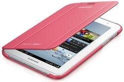 Samsung Book Cover for Galaxy Tab 2 7.0 - Pink (EFC-1G5SPECSTD)