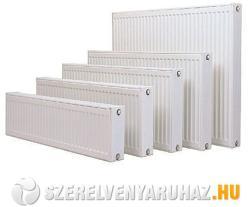 Immergas Radiátor szelepes 22 KV - 600x2200 - kétsoros acéllemez lapradiátor (22/600/2200-CV)