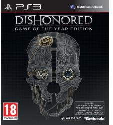 Bethesda Dishonored [Game of the Year Edition] (PS3)