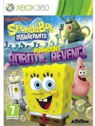Activision SpongeBob SquarePants Plankton's Robotic Revenge (Xbox 360)
