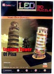 Shantou A Pisa-i ferde torony 15 db 3D