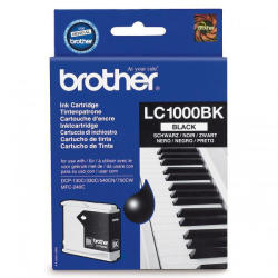 Brother LC1000HY-BK High Yield Black