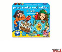 Orchard Toys Kalózok, kígyók, létrák